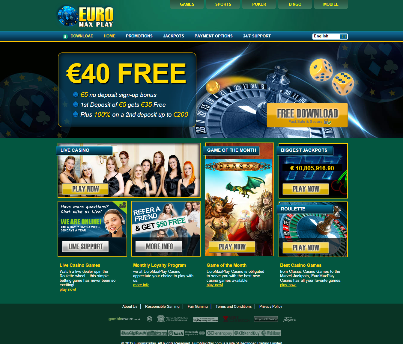 matched betting casino germany